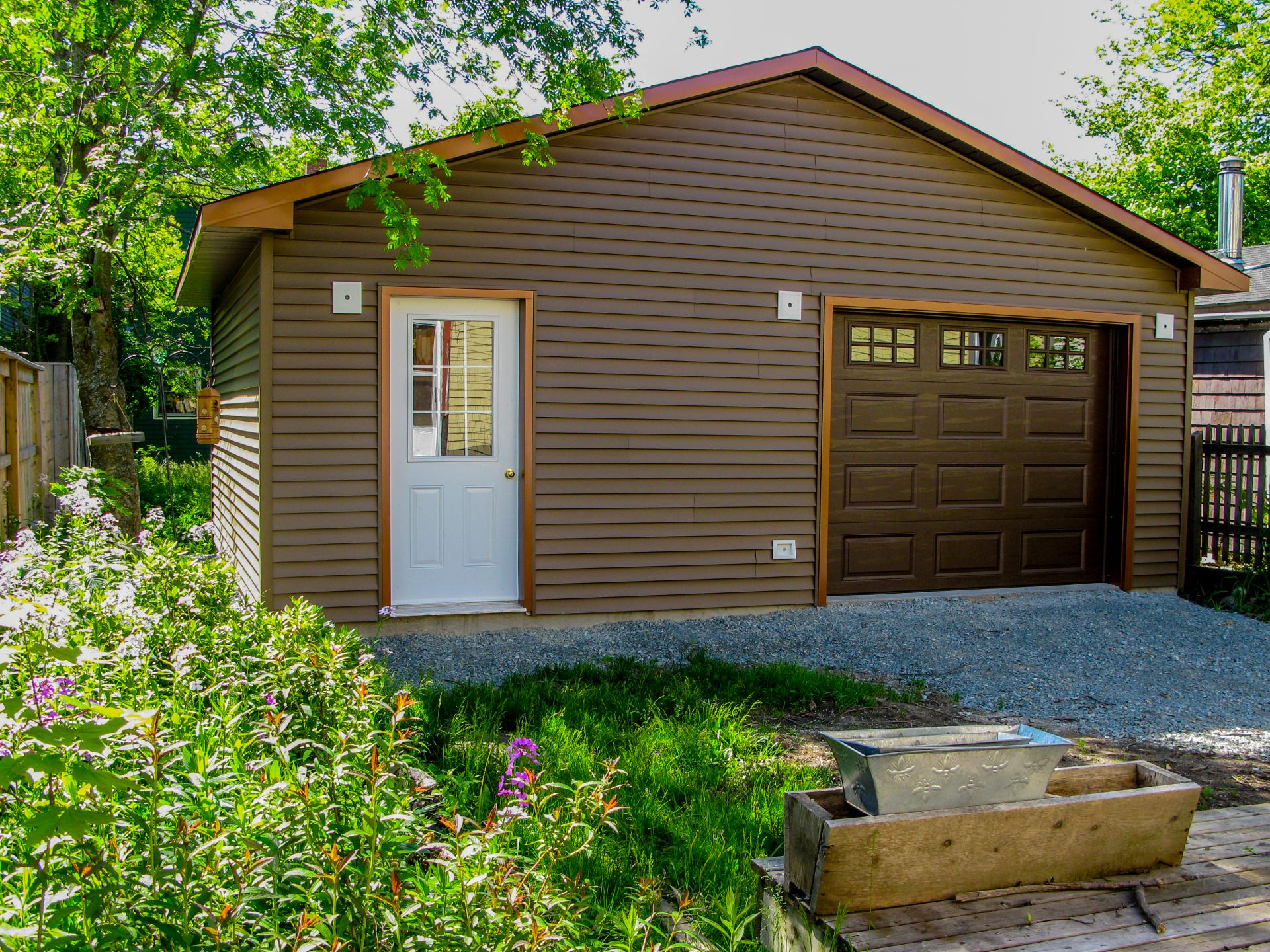 Specializing In Garages U0026 Storage Barns For Over 40 Years